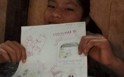 El compromiso de las jóvenes Awajún Red Rural de Fe y Alegría 62