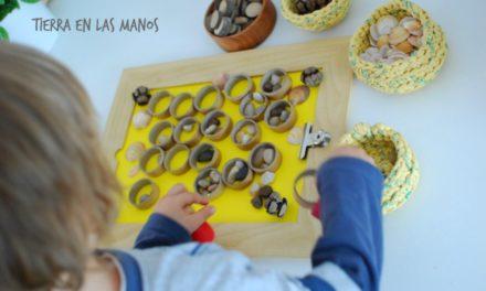 Tipos de materiales de cartón para jugar y cómo presentárselos a los niños