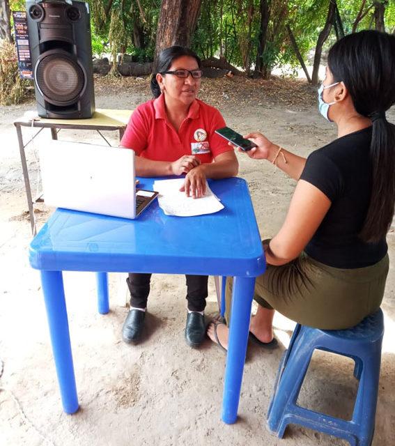 Tejiendo esperanza en tiempo de coronavirus Red Rural Fe y Alegría 48