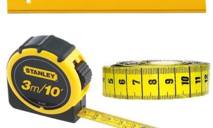 Para medir objetos no solo usamos el metro