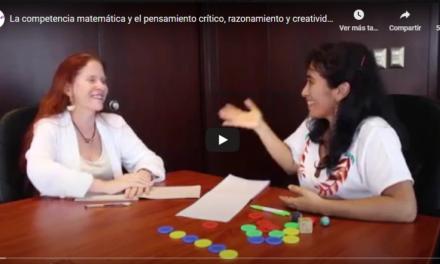 La competencia matemática y el pensamiento crítico, razonamiento y creatividad