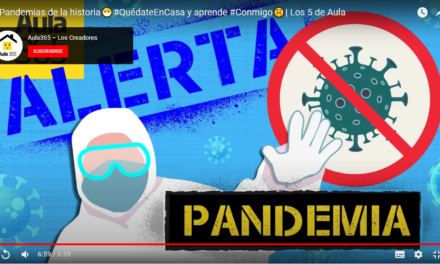 Aula365 / 5 Pandemias de la historia