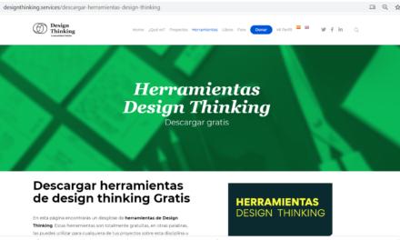HERRAMIENTAS DESING THINKING