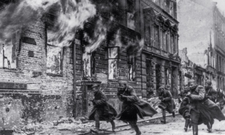 A 75 años de la rendición del régimen nazi, todos los bandos concuerdan: la guerra es un infierno