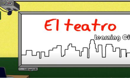 """""""Conocemos qué es el teatro"""""""