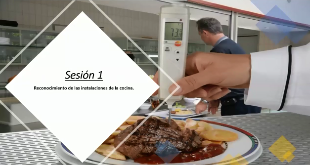 Normas de calidad de alimentos y bebidas. Sesión 1: Las Instalaciones de Cocina