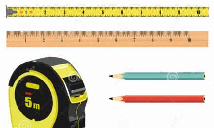 Con los números podemos realizar mediciones