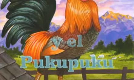 LITIGIO ENTRE EL GALLO Y EL PUKUPUKU (cuento andino)