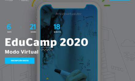 EduCamp 2020: construyamos la educación del futuro