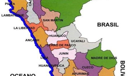 El Perú en América del Sur