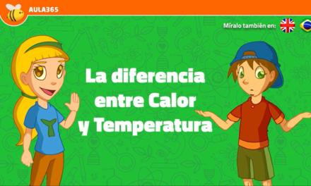 La diferencia entre Calor y Temperatura