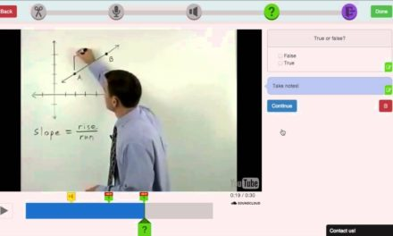 Cómo convertir tu lección en vivo en una atractiva lección de video