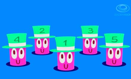 Cantando los Números – Canciones y Clásicos Infantiles