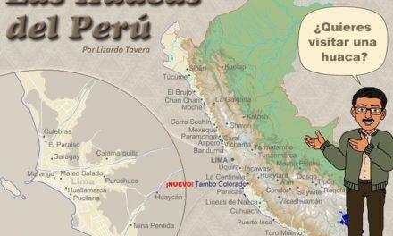 Huacas del Perú: La enciclopedia on line de la historia antigua del Perú