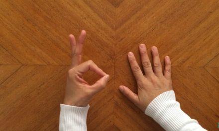 5 Ejercicios de calentamiento de dedos y manos para niños/ Parte 1