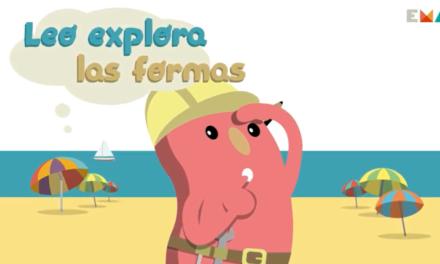Historias matemáticas para niños – Introducción a las formas geométricas con los Ematis de EMAT