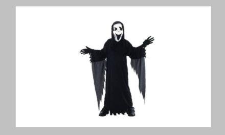 Leyenda del fantasma de la capa negra – Provincia del Santa