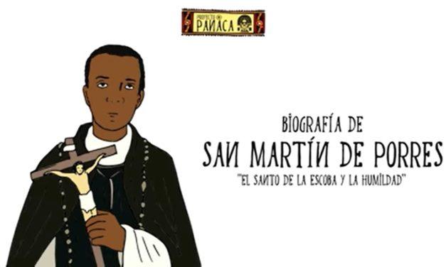 Biografía de San Martín de Porres