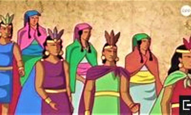 Los hijos del sol: La leyenda de los hermanos Ayar