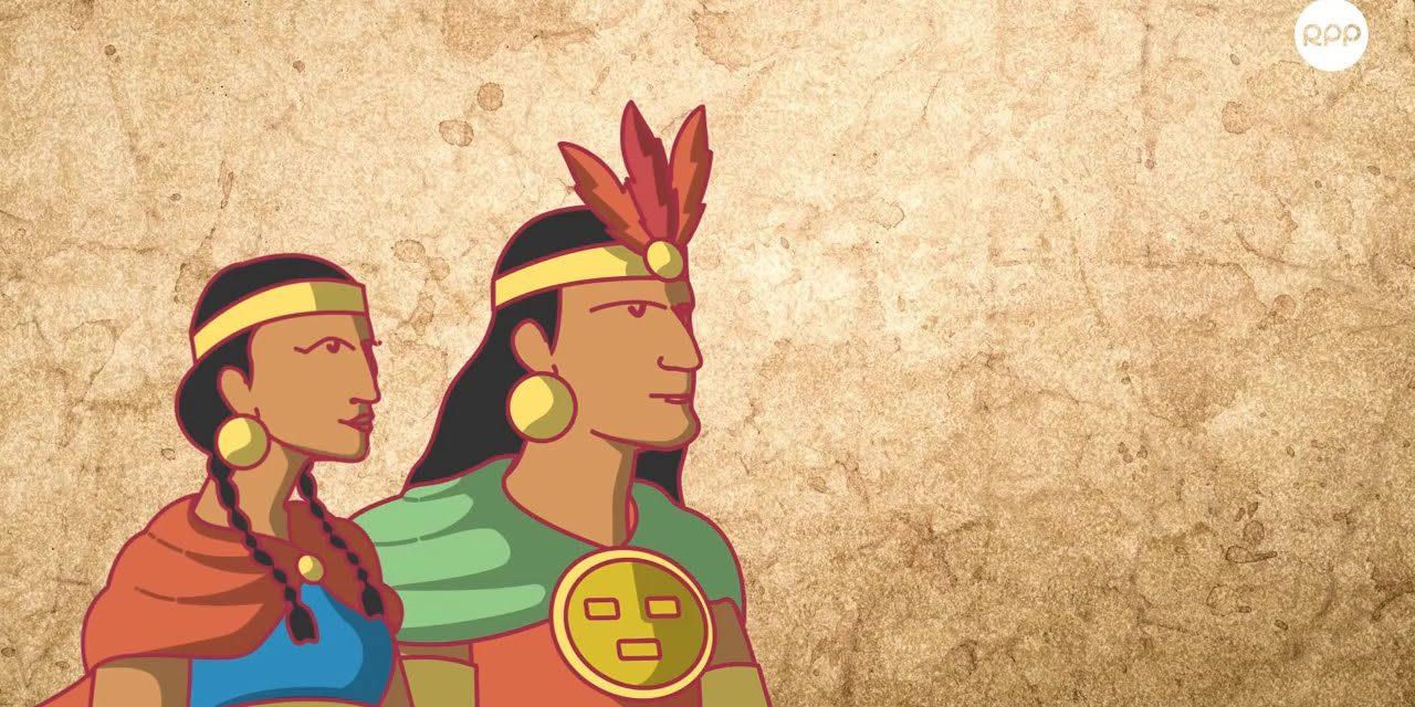 Los hijos del sol: Manco Cápac y Mama Ocllo