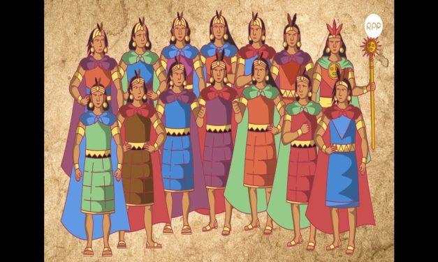 Los hijos del sol: Los 14 incas del Tahuantinsuyo