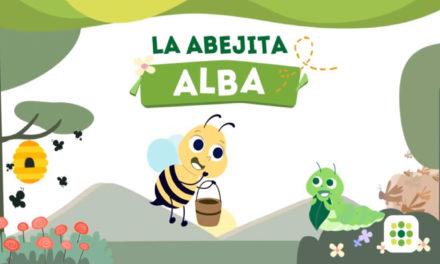 La abejita Alba