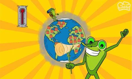 Cambio Climático | Planeta Darwin | Videos para estudiar ciencias naturales