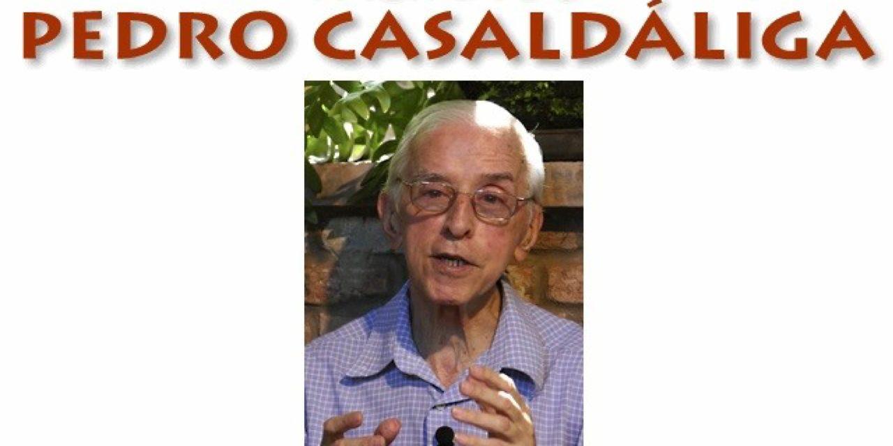 Página de Pedro Casaldáliga