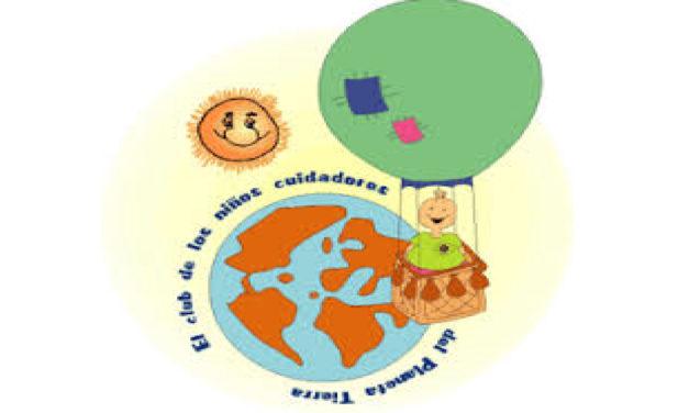 Club de niños cuidadores del planeta tierra