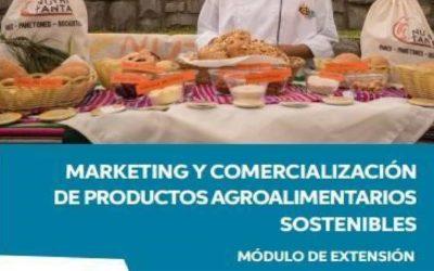 Módulo de Extensión: Marketing y Comercialización de Productos Agroalimentarios Sostenibles