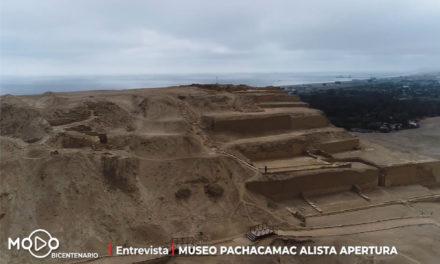 Modo Bicentenario: Una visita segura al santuario arqueológico de Pachacamac