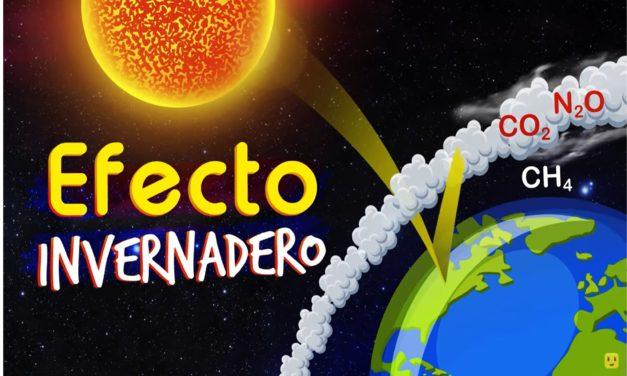 ¿Qué es el Efecto Invernadero? / Vídeos Educativos para Niños