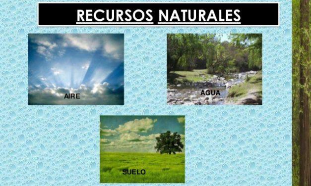 Cuidemos todo lo que nos brinda la Naturaleza (I parte)