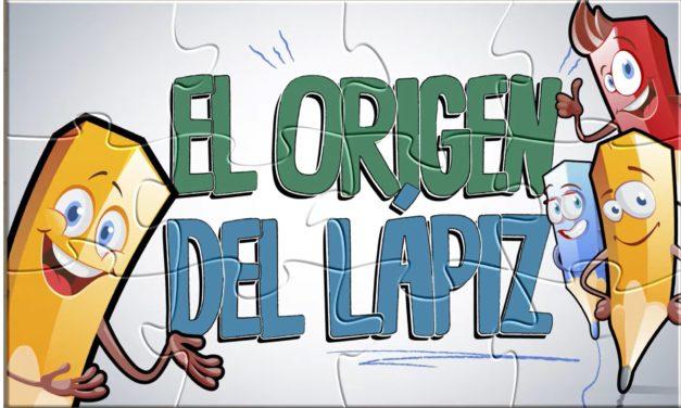 La historia del Lápiz / Vídeos Educativos Aula 365