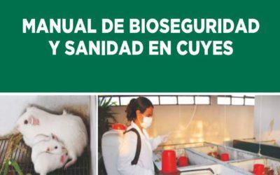 Manual de bioseguridad y sanidad en cuyes