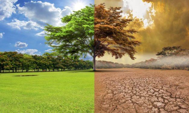 El cambio climático: Calentamiento global