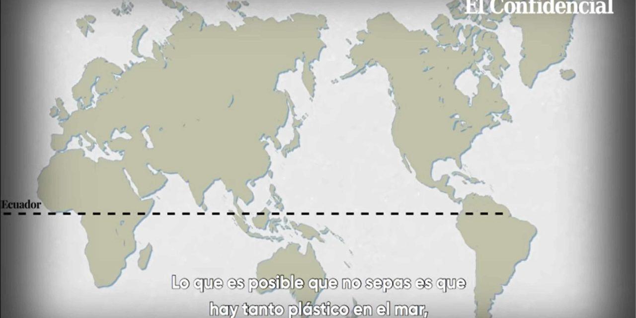 Las cinco islas de plástico que manchan el océano y ningún país quiere limpiar