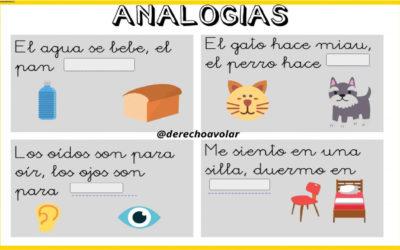 Las analogías