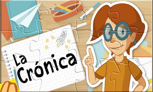 ¿Qué es una Crónica? / Vídeos Educativos Aula365
