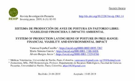 Sistemas de producción de aves de postura en pastoreo libre: viabilidad financiera e impacto ambiental