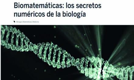 Biomatemáticas: los secretos numéricos de la biología