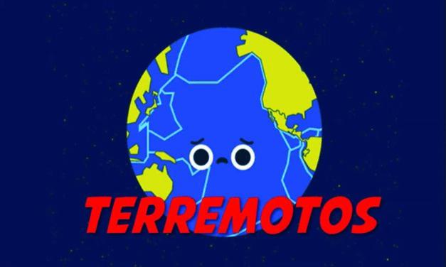 ¿Qué Es Un Terremoto? (Videos Educativos para Niños)