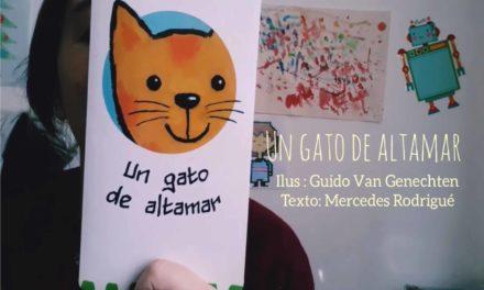 Tía Lulú Cuentacuentos – Un Gato de Altamar