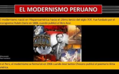 El modernismo en el Perú y en Hispanoamérica