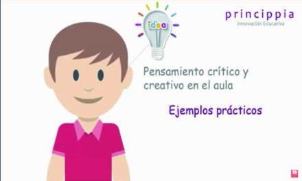 Ejemplos prácticos de pensamiento crítico y creativo en el aula