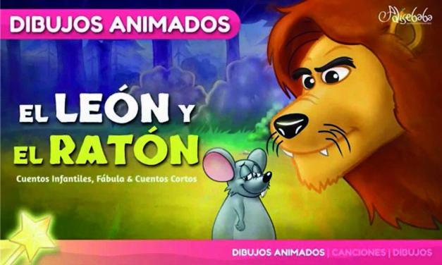 Cuento: El león y el ratón en lengua de señas peruana