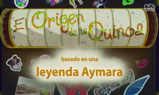 La leyenda de la Quinoa: cuentos infantiles animados | Me cuentas otro cuento