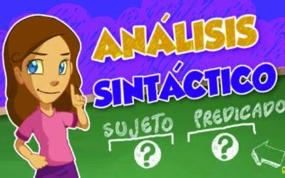 Análisis Sintácticos de Oraciones / Videos Educativos Aula365