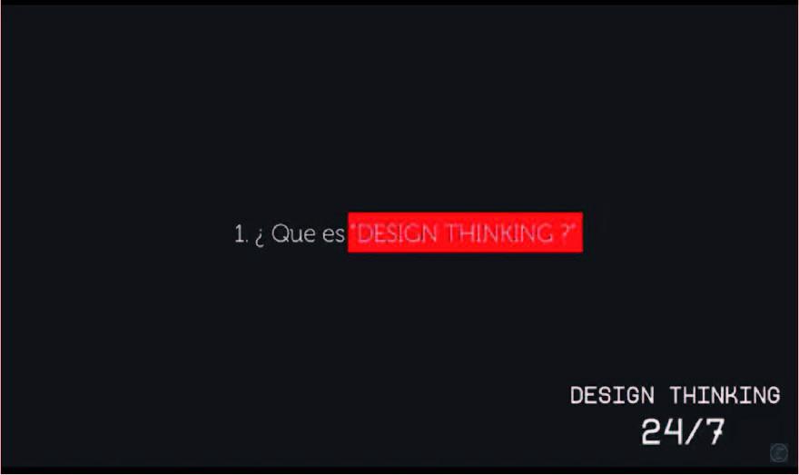 """Qué es """"DESIGN THINKING – PENSAMIENTO DE DISEÑO"""" Temp 3 Ep 1"""