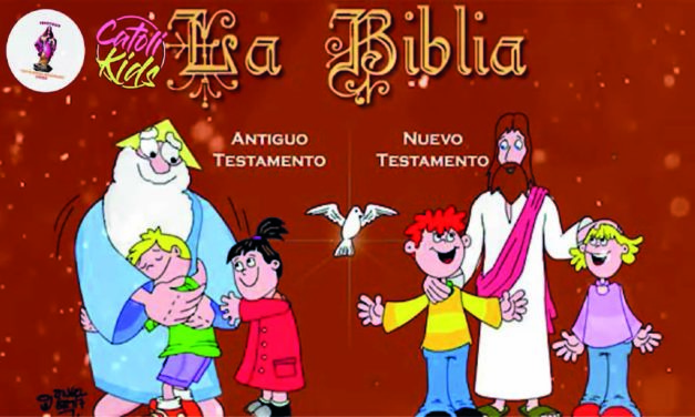 Catolikids / La biblia
